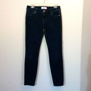 Cabi RInse Skinny Jeans, Style 5493, Size 4